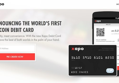 Xapo Account   [ eWallet ]