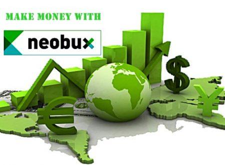 NeoBux  [ PTC  Pagante ] –  Guadagna Gratuitamente con i Click