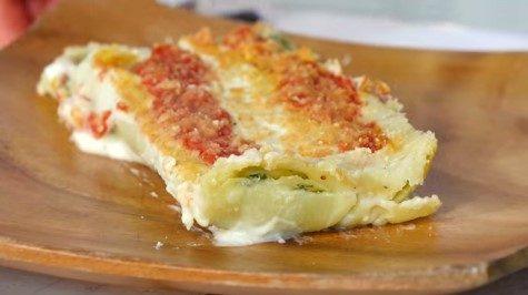 Video DvdiV – Ricetta Vegan , per i Cannelloni con Tofu e Spinaci