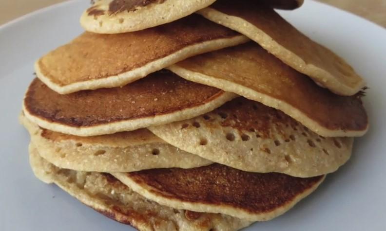 Ricetta , per Pancakes senza Uova