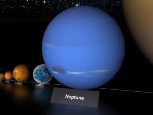 Video DvdiV – Space , Stelle e Pianeti a confronto , ecco le Dimensioni