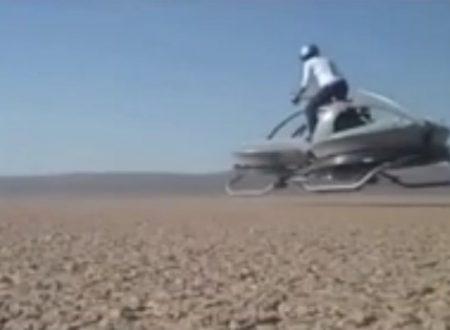 Video DvdiV – Technology , Moto ad Aria di ultima Generazione : Aero-X
