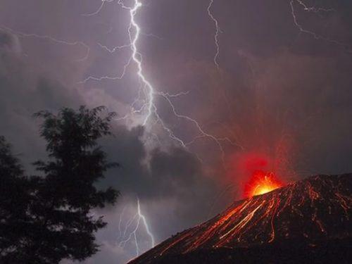 Video DvdiV – Info , ecco la Descrizione dei vari Tipi di Eruzione Vulcanica