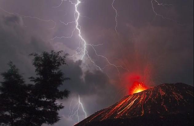 Info, vari tipi di Eruzione Vulcanica