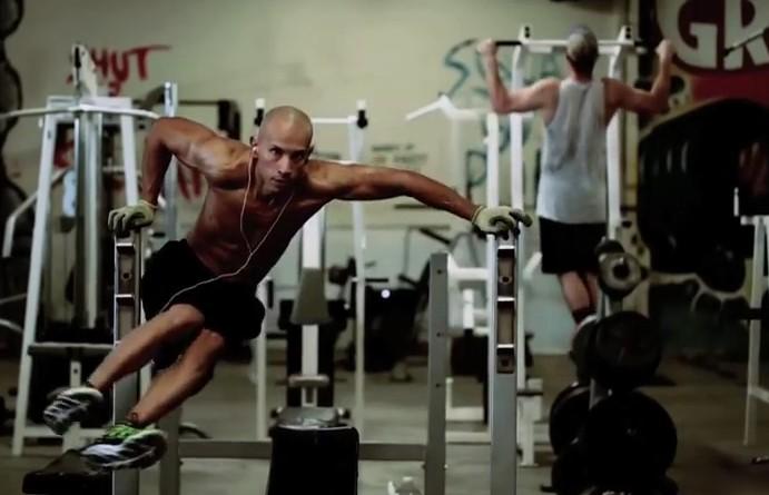 Sport , eccoti Esercizi un po' Estremi di Frank Medrano