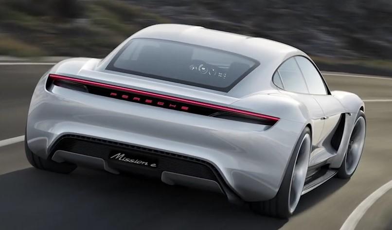 Tecnology , Presentazione della Porsche 911 S
