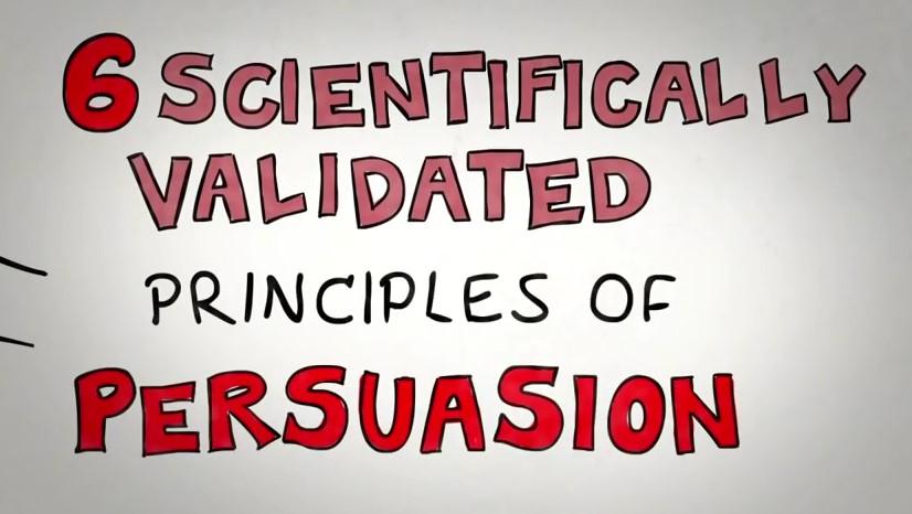Utile , Vediamo ora i 6 Segreti della Scienza della Persuasione