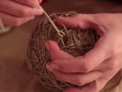 Video DvdiV – Utile , eccoti Tre Idee per Realizzare Addobbi Natalizi
