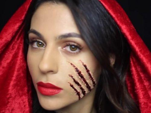 Video DvdiV – Utile , come Realizzare un buon MakeUp Cappuccetto Rosso