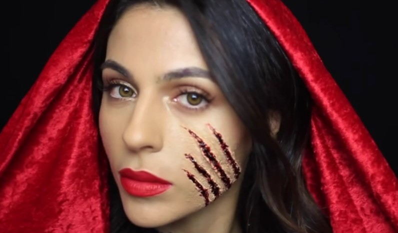 Utili , fare un Makeup per Halloween