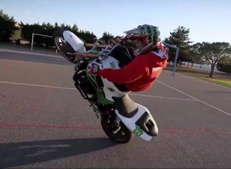 Video DvdiV – Sport , eccoti un' altra Esibizione / Stunt con la Moto