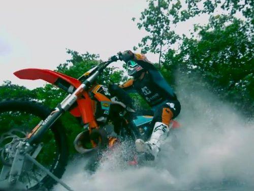 "Video DvdiV – Technology , Sbalorditivo Robbie Maddison's "" Pipe Dream """