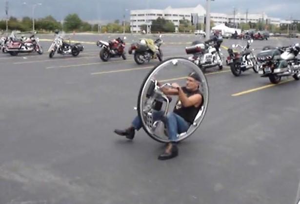 Technology , ecco la Presentazione della Monocycle
