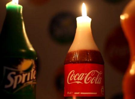 Video DvdiV – Utile , come Realizzare delle Simpatiche Candele in Bottiglia