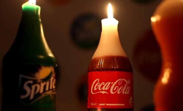 Utile , come Realizzare delle Simpatiche Candele in Bottiglia