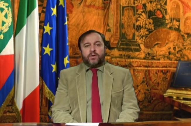 Info , Discorso di Fine Anno 2012 – Natalino Balasso
