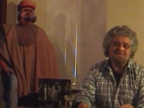 Video DvdiV – Info , Discorso di Fine Anno 2013 – Beppe Grillo