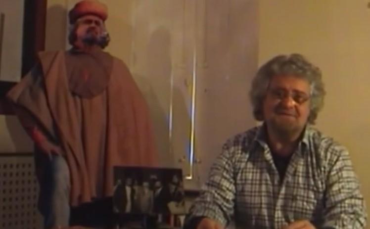 Info , Discorso di Fine Anno 2013 – Beppe Grillo