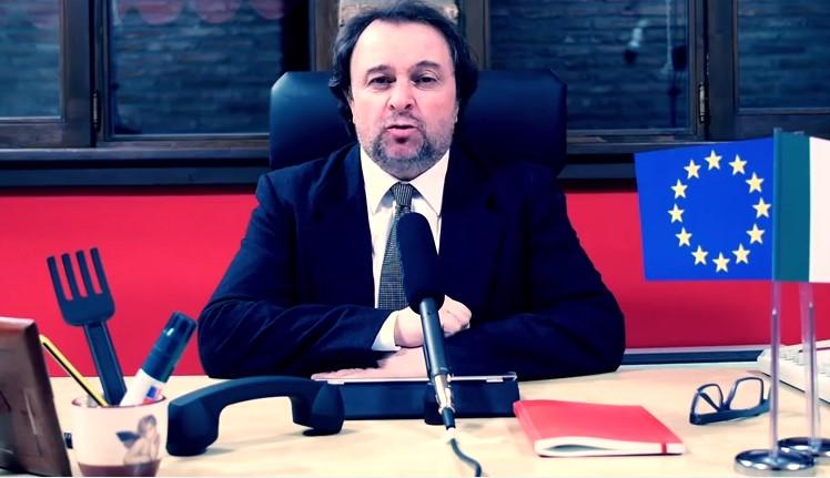Info , Discorso di Fine Anno 2013 – Natalino Balasso