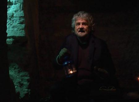 Video DvdiV – Info , Discorso di Fine Anno 2014 – Beppe Grillo
