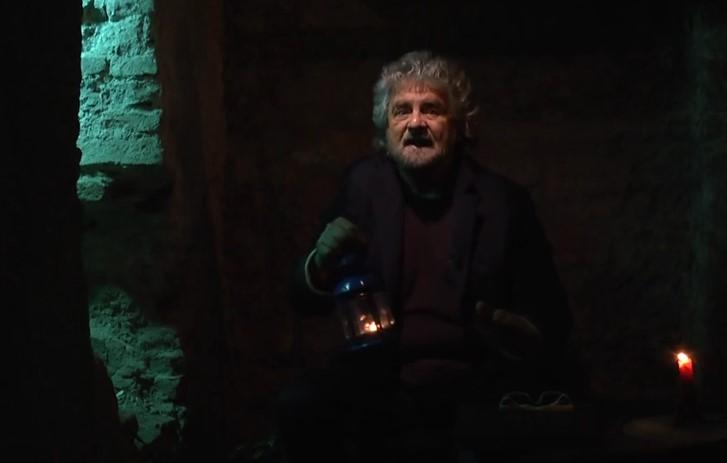 Info , Discorso di Fine Anno 2014 - Beppe Grillo