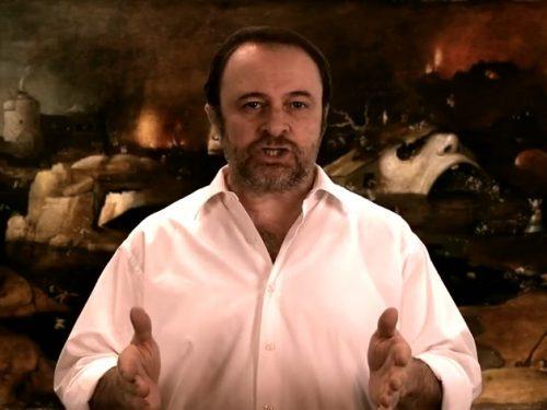 Video DvdiV – Info , Discorso di Fine Anno 2015 – Natalino Balasso