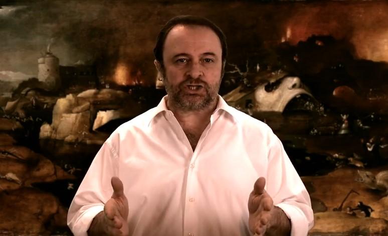 Info , Discorso di Fine Anno 2015 – Natalino Balasso