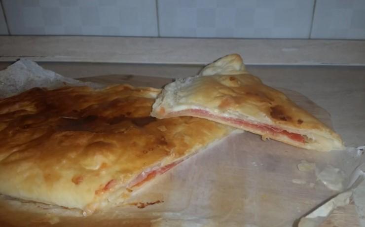 Ricetta , Realiziamo un Sfizioso Antipasto con la Pasta Sfoglia