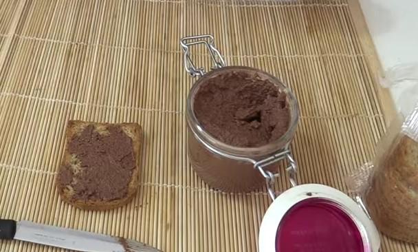 Ricetta Vegan , per Preparare un' Ottima Nutella Salutare