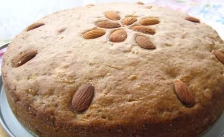 Ricetta Vegan , per Preparare un' Ottima Torta di Carote