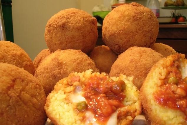 Ricetta , per Preparare i Fantastici Arancini Siciliani