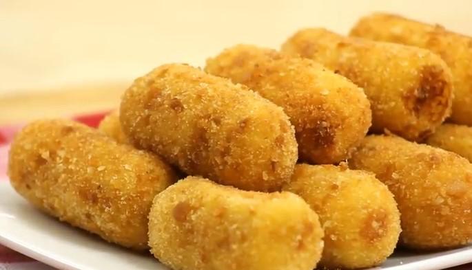 Ricetta , per Preparare le Classiche Crocchette di Patate
