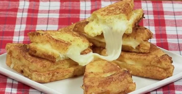 Ricetta , per Preparare una Fantastica Mozzarella in Carrozza