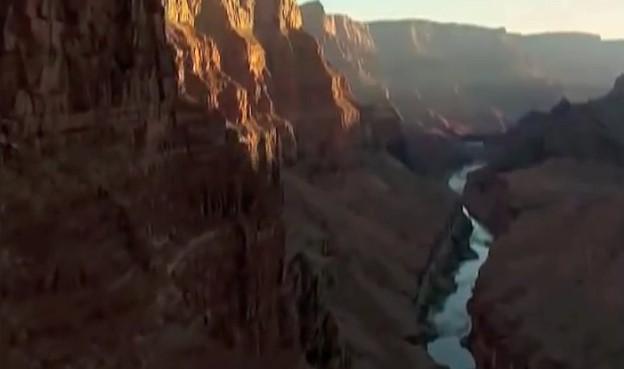 Spettacolare , vediamo una Panoramica del Grand Canyon