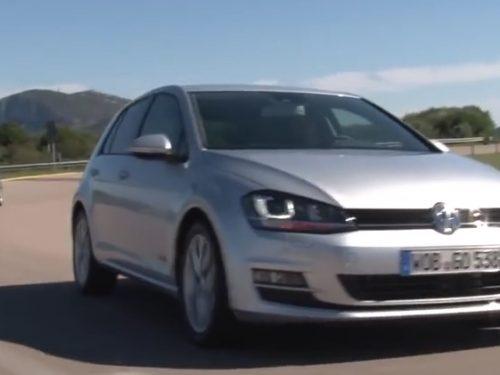 Video DvdiV – Technology , ecco la Presentazione della Golf 7 2.0 TDI