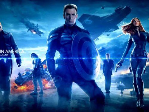 "Video DvdiV – Music , "" Captain America The Winter Soldier "" Main Theme"