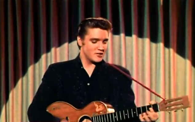 VideoClip , l' Incredibile Blue Suede Shoes di Elvis Presley