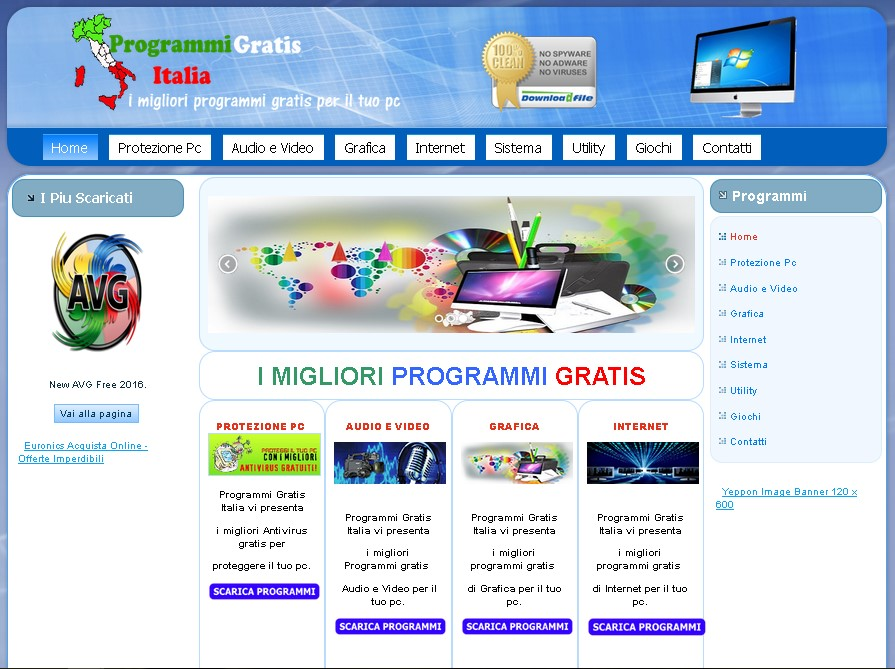 Blogger - Programmi Gratis Italia