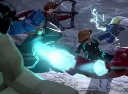 Video DvdiV – Info , Nuovo VideoGame per il 2016 : Lego Marvel Avengers