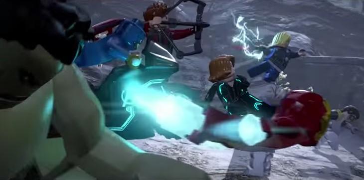 Info , Nuovo VideoGame per il 2016 Lego Marvel Avengers