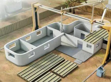 Video DvdiV – Info ,  come Costruire una Casa con le Stampanti 3D