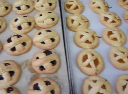 Video DvdiV – Ricetta , per Preparare con la Pasta Frolla le Crostatine