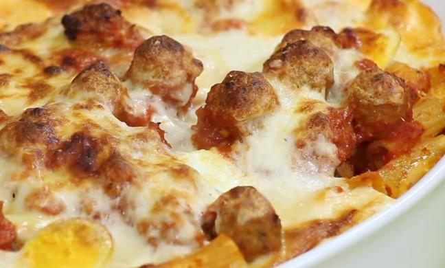 Ricetta , per Preparare una Classica e Ottima Pasta al Forno