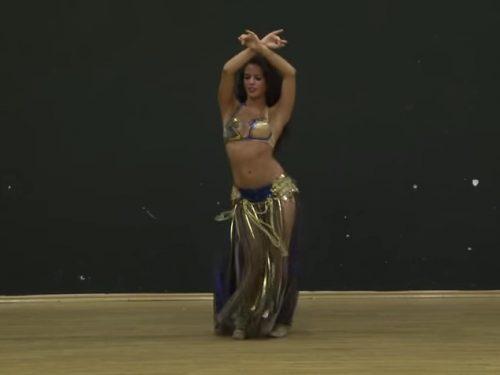 Video DvdiV – Spettacolare , vediamo una Stupenda Danza del Ventre