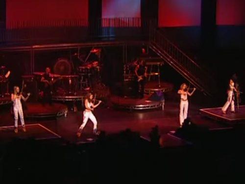 Video DvdiV – VideoClip , Esibizione delle Bond in Live alla Royal Albert Hall