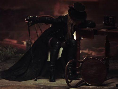 """Video DvdiV – VideoClip , dell' Insolito """" GhostTown """" della Mitica Madonna"""