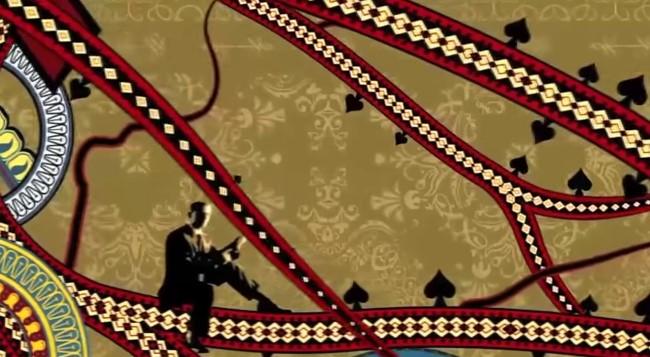 VideoClip , della 007 You know My Name di Chris Cornell