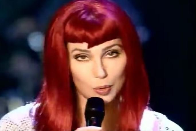 VideoClip , della Briosa All or Nothing della Grande Cher