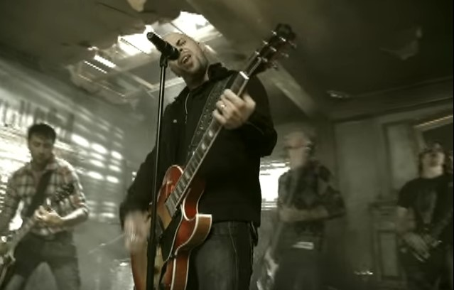 VideoClip , della Fantastica Over You dei Daughtry