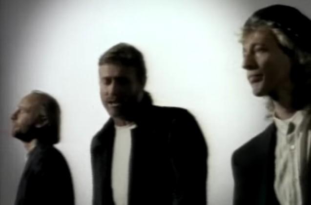 VideoClip , della Grande You Win Again dei Mitici Bee Gees
